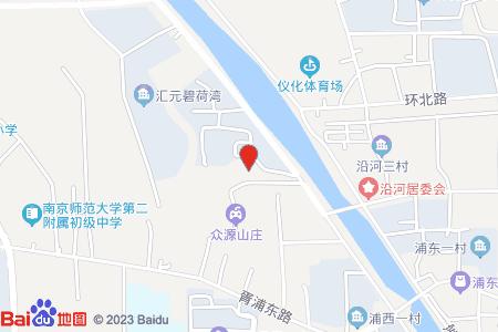 瑞阳翠苑地图信息