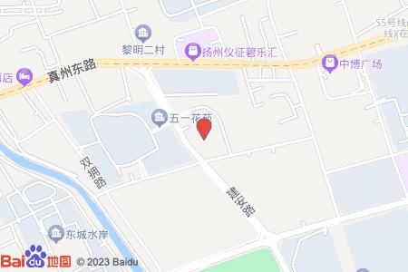 五一花苑地图信息