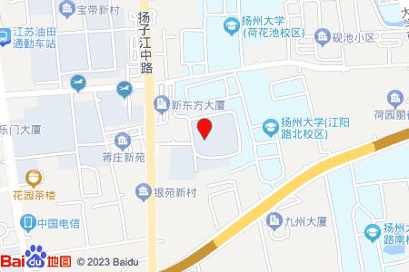 春江花园地图信息