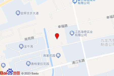 席家花园地图信息