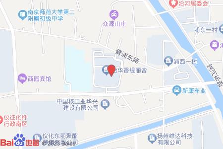 怡华香缇丽舍地图信息