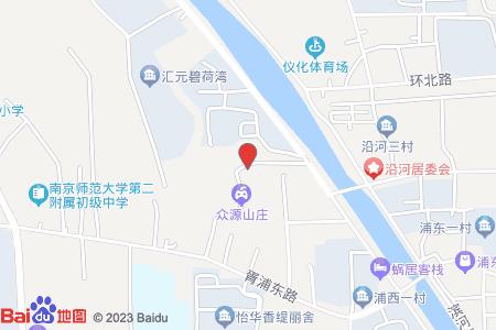 众源山庄地图信息