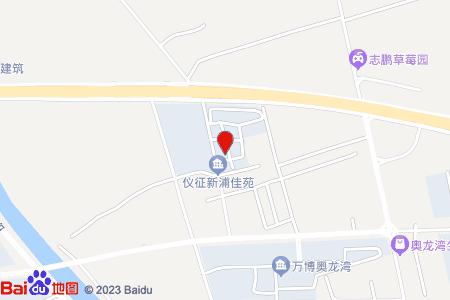 新浦佳苑地图信息