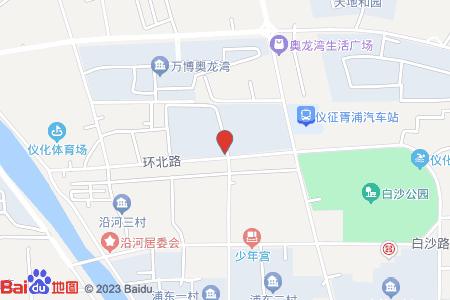 沿河二村地图信息