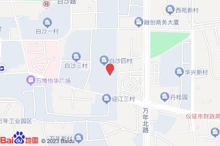 白沙四村地图信息