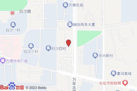 万博花苑地图信息