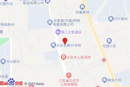 福星佳园地图信息