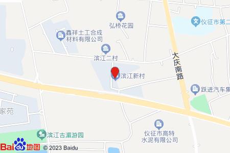 滨江新村地图信息