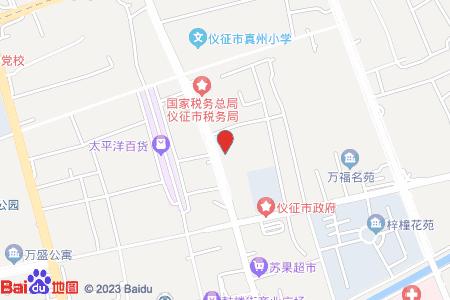 府后名邸地图信息