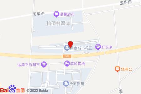 闽泰城市花园地图信息