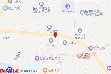 申华苑地图信息