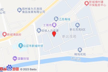 新北花苑地圖信息