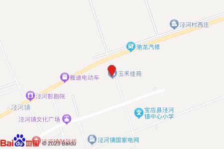 玉禾佳苑地图信息