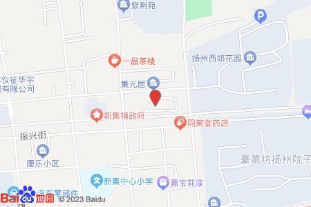 逸品西城地图信息