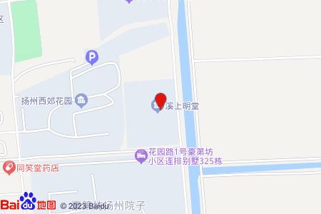 滨城溪上明堂地图信息
