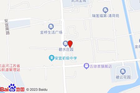 碧水庄园地图信息