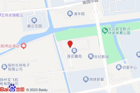 莲花嘉苑地图信息