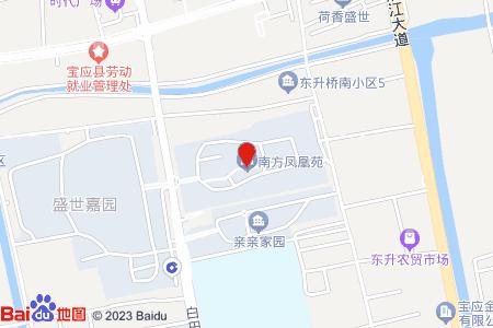 南方凤凰苑地图信息