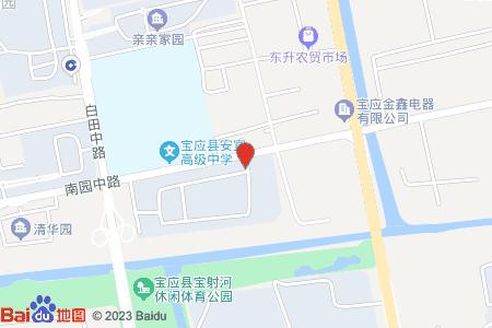宝应阳光水岸地图信息