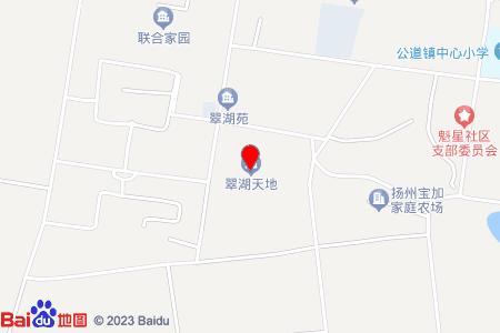 翠湖天地地图信息