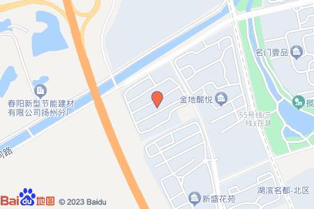 景瑞望府地图信息
