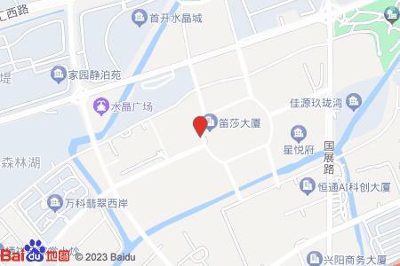 首开中央都会地图信息