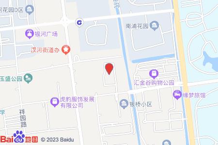 银河新苑地图信息