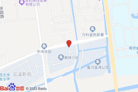枫林小区地图信息
