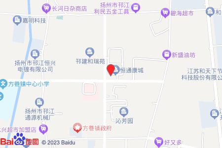 恒通康城地图信息