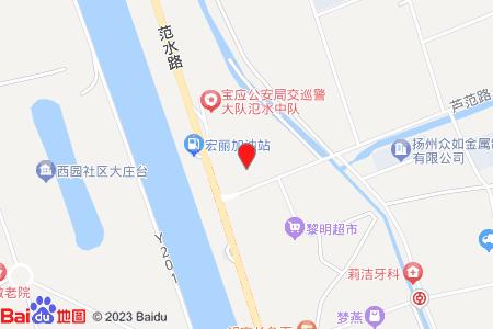 福星庄园地图信息