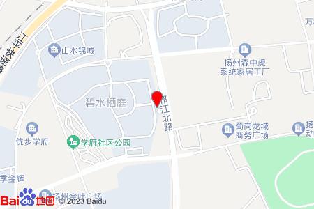 碧水栖庭地图信息