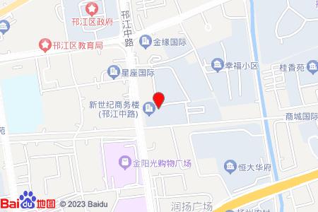 新世纪花苑地图信息