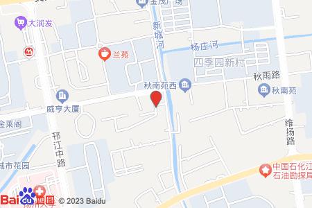 凯莱花园地图信息