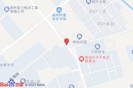 养怡花园地图信息