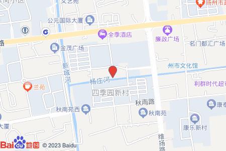 四季园地图信息