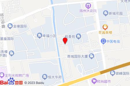 龙庄小区地图信息