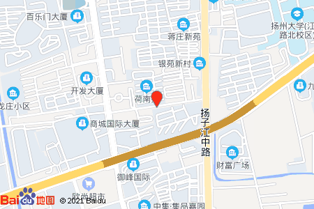 荷南苑地图信息