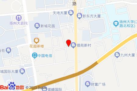 银苑新村地图信息