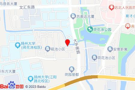 砚池新寓地图信息