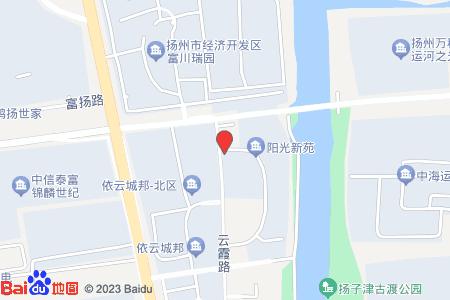 阳光新苑地图信息