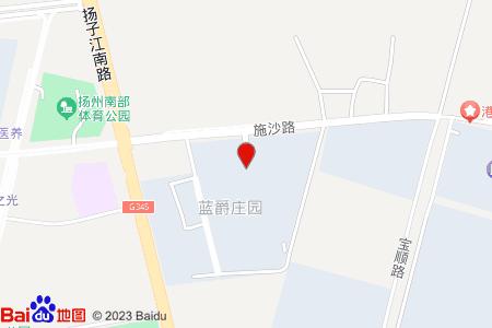 蓝爵庄园地图信息