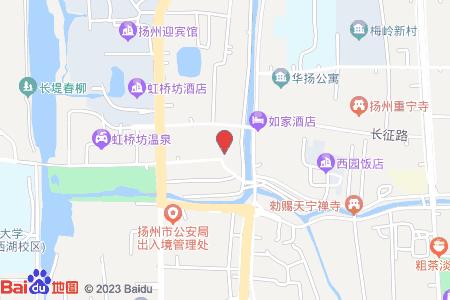 玉带河新村地图信息