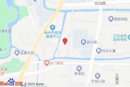 御景园香溪里地图信息