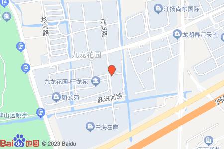 九龙福龙苑地图信息