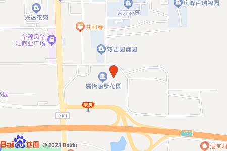 嘉怡丽景花园地图信息