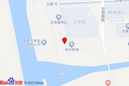 怡水新城地图信息