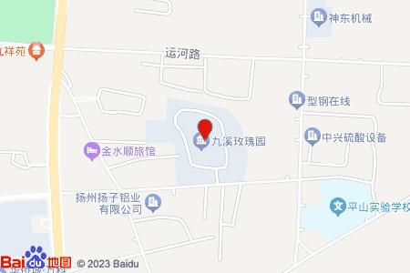 九溪玫瑰园地图信息