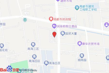 驿都花园地图信息