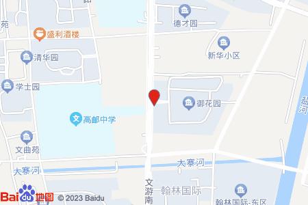 御花园地图信息