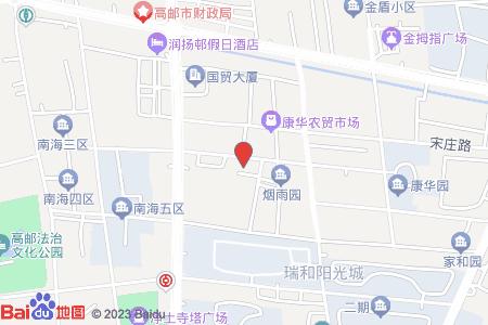 烟雨园地图信息